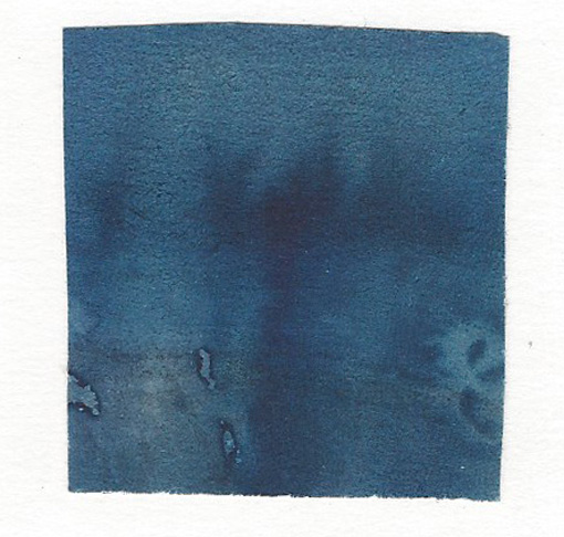 Blue moon 3, painting, 1988