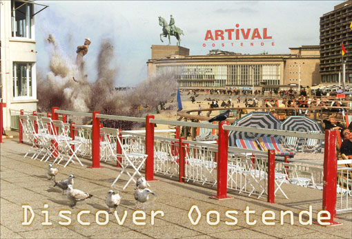 Discover Oostende