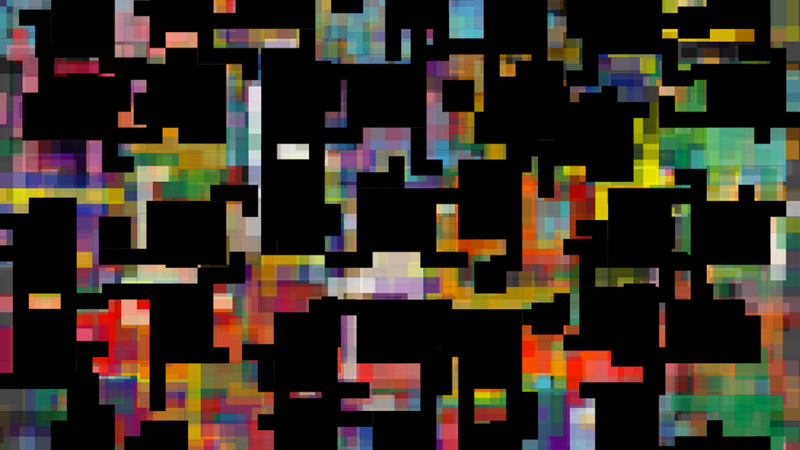 Black Layer, Computer animation, 2007